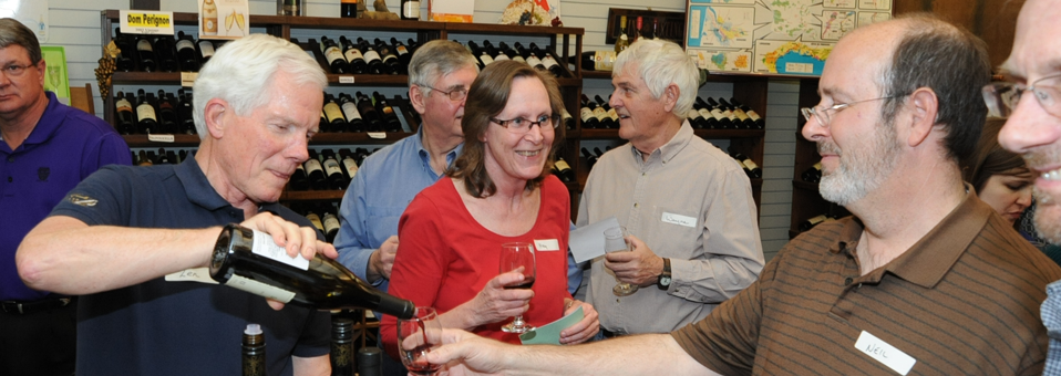 Third Thursday-Wine World- Feb. 20