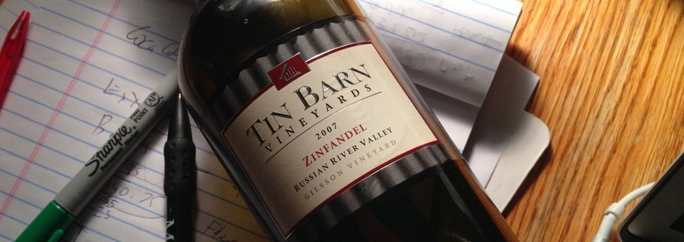 A nice $10 Zin Surprise-Tin Barn