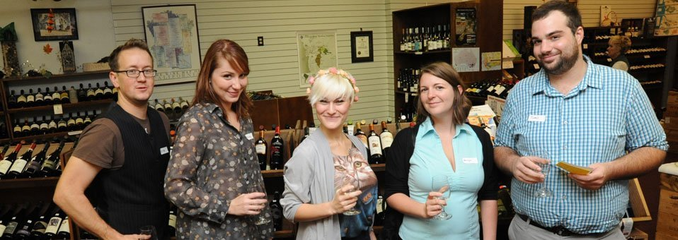 First Friday Tasting-Wine World-Oct. 3