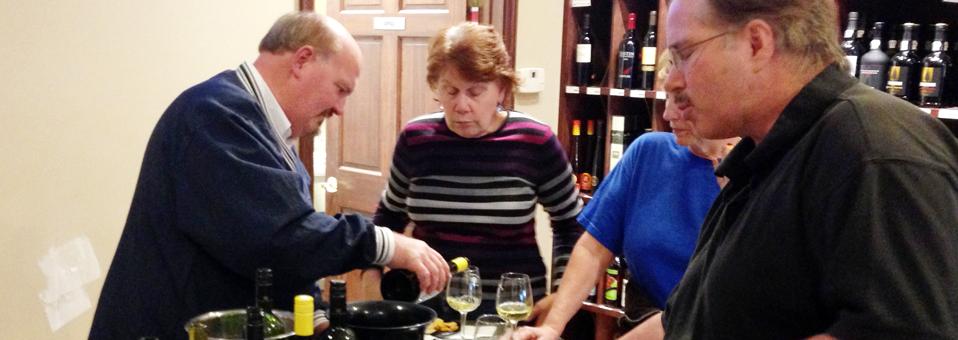Weekend Tasting-Vineyard-Nov. 28-29