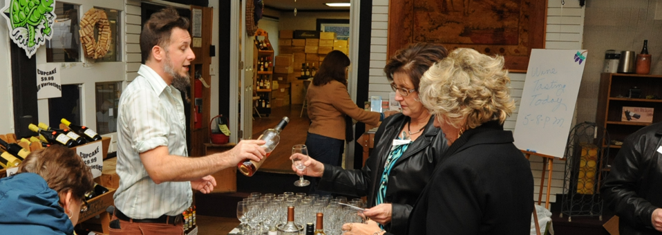 Second Friday Tasting-Wine World-Jan. 9