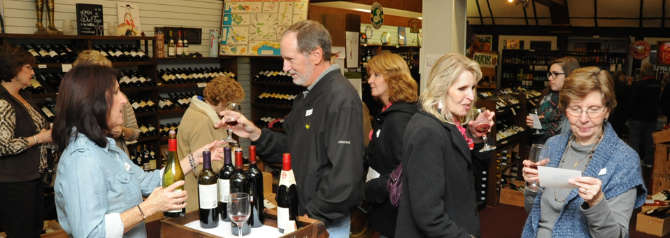 Third Thursday-Wine World-Jan. 15