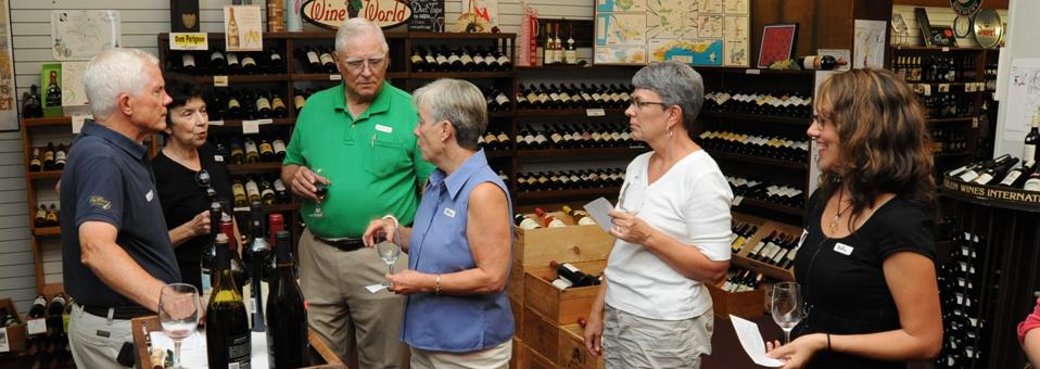 Third Thursday Tasting-Wine World-June 18