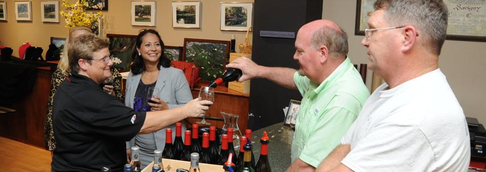 Weekend French Tasting-Vineyard-Sept. 11-12
