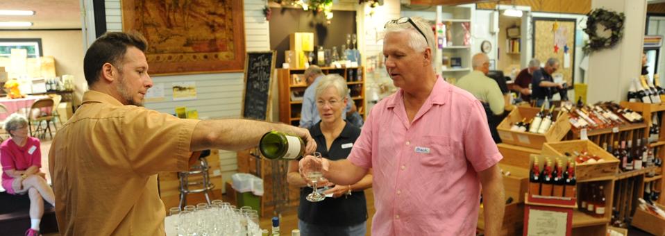 Third Thursday Tasting-Wine World-Sept. 17