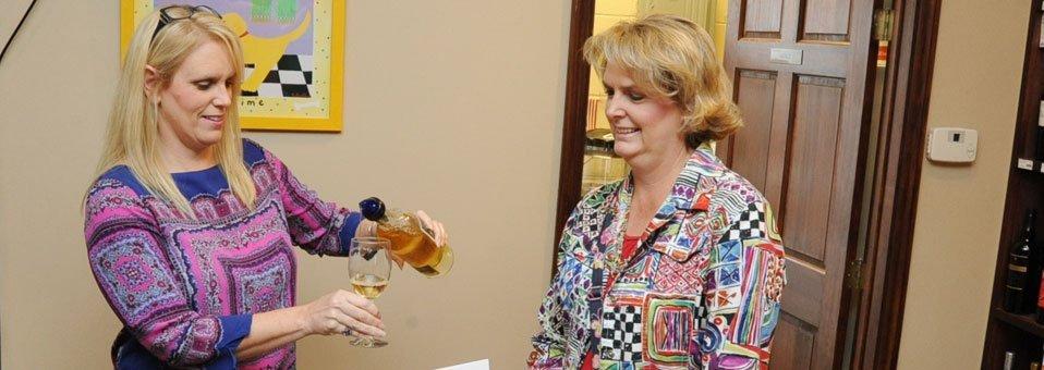 Cellar and Seasonal Brews Weekend Tasting-Vineyard-Oct. 2-3
