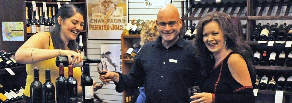 Third Thursday Tasting-Wine World-April 21