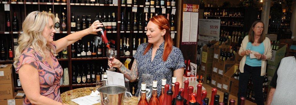 Wagner Weekend Tasting #2-Vineyard-May 20-21
