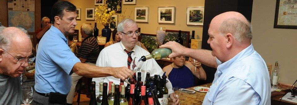 Weekend Tasting-Vineyard-Aug. 19-20