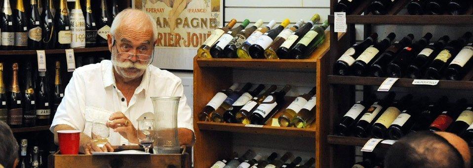 Wines of Bordeaux Seminar-Wine World-Aug. 26