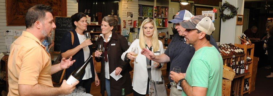 First Friday Tasting-Wine World-Oct. 7