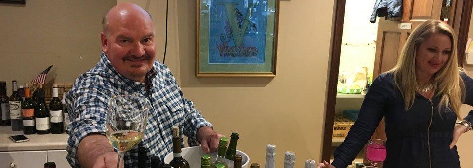 Weekend Tasting-Vineyard-Feb. 3-4