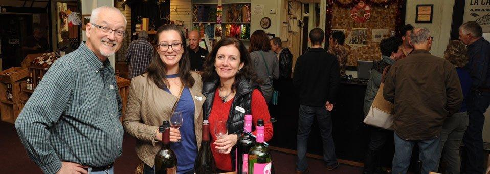 First Friday Tasting-Wine World-Feb. 3