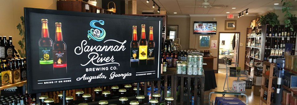 Savannah River Brewing Weekend Tasting (and wine)-Vineyard-Mar. 10-11