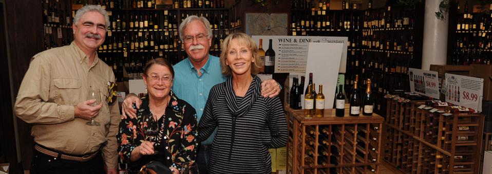 Thanksgiving Wines Tasting-Vineyard-Nov. 10-11