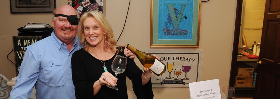 Thanksgiving Tasting V2.0-Vineyard-Nov. 17-18