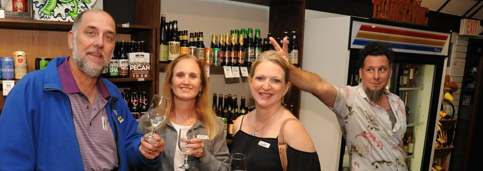 First Friday Tasting-Wine World-Nov. 3