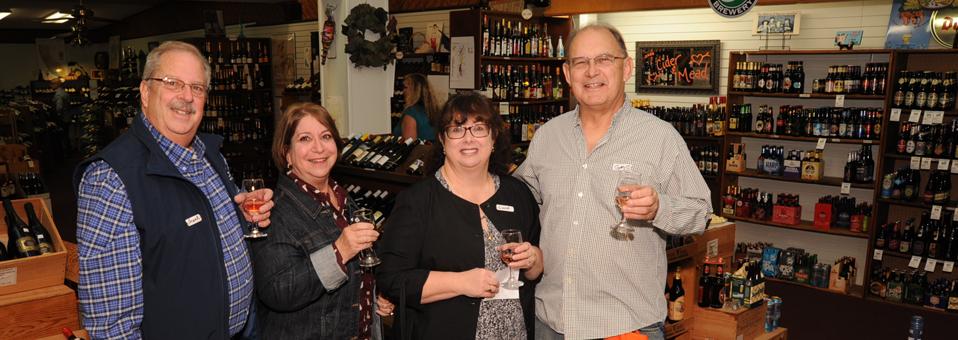 Third Thursday Tasting-Wine World-Nov. 16