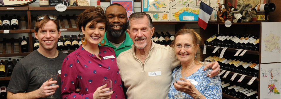 Third Thursday Tasting-Wine World-Feb. 15