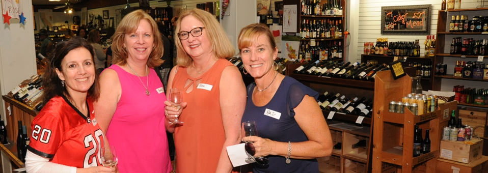 First Friday Tasting-Wine World-Sept. 7