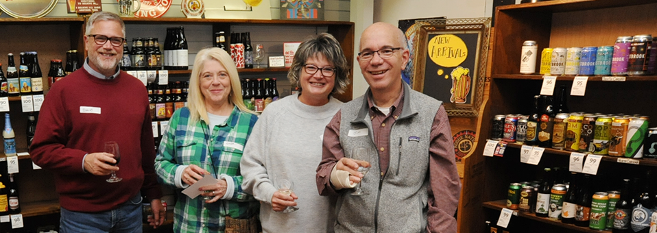 First Friday Tasting-Wine World-Dec. 7