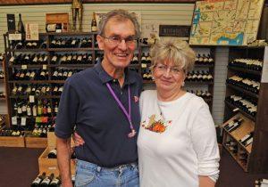 Happy Anniversary to Dale and Sue