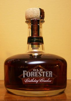 Old Forrester Birthday Bourbon
