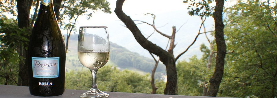 Bolla Prosecco Adds Fun To Friends' Mountain Getaway