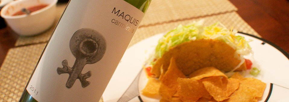 Maquis Carménère Is Smooth, Silky And Spicy Treat