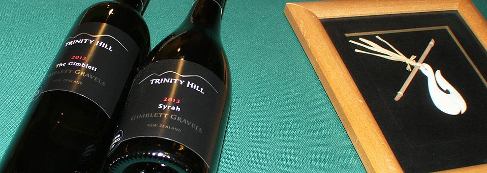 Trinity Hill Producing Great Wines From Hawkes Bay
