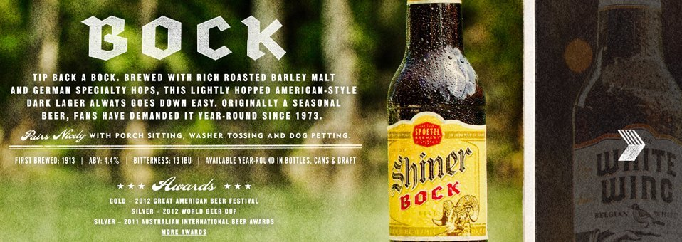Shiner Bock comes to the rescue