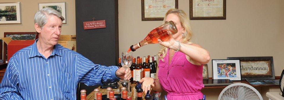Wagner Weekend Tasting #1-Vineyard-May 13-14
