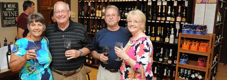 Weekend Tasting-Vineyard July 1-2
