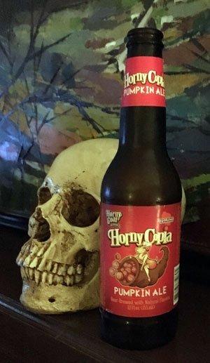 Horny Goat Pumpkin Ale