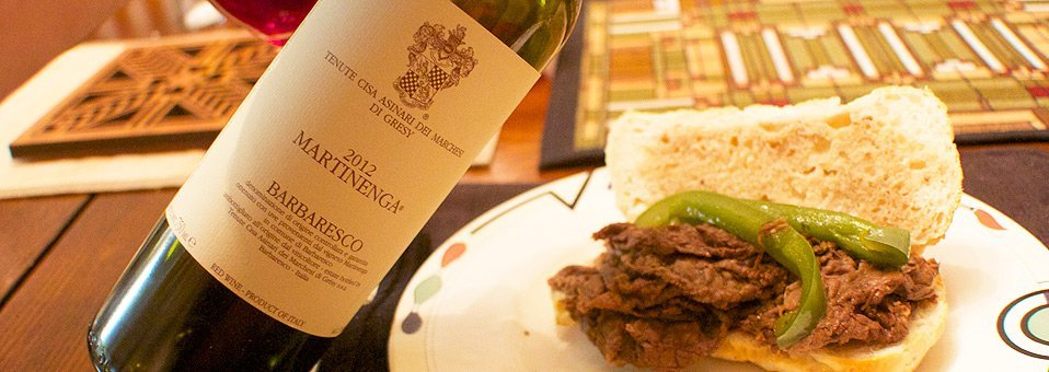 Martinenga Barbaresco Is Powerful, Elegant Food Wine