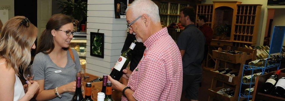Third Thursday Tasting-Wine World-May 18