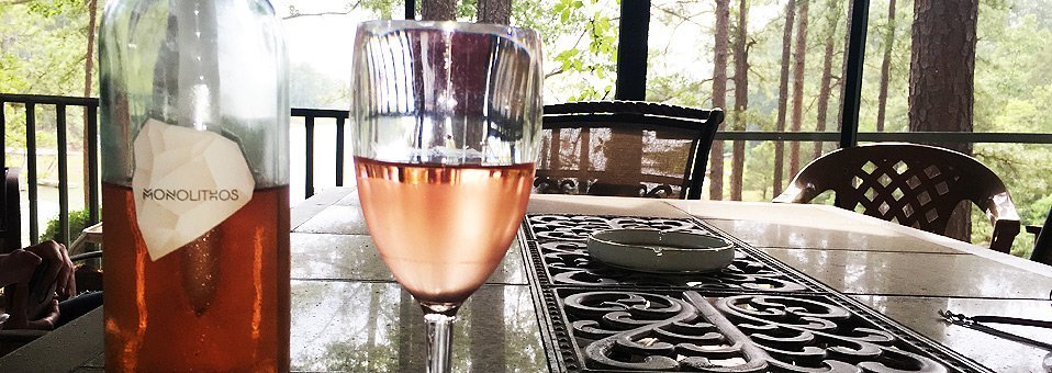 Don't Miss Great Monolithos From Greece For Rosé Day