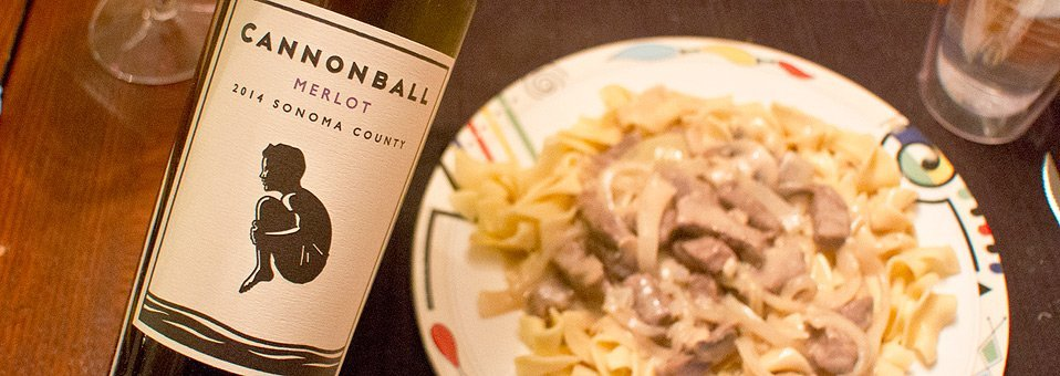 Dive Into Quality, Value With Cannonball Merlot