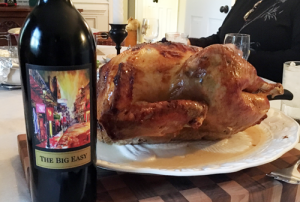 Fess Parker The Big Easy and Maple Bourbon-Glazed Turkey