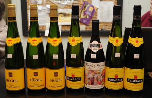 Wine World has your Thanksgiving Wines ready including Beaujolais Nouveau