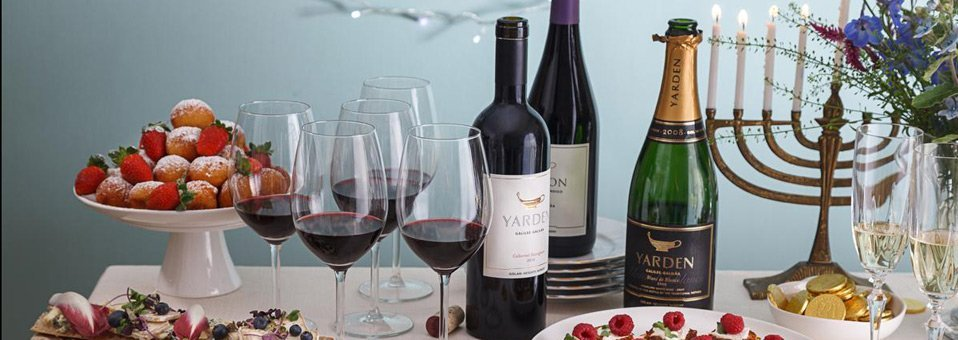 Here's A Guide To Pair Wine With Hanukkah Foods