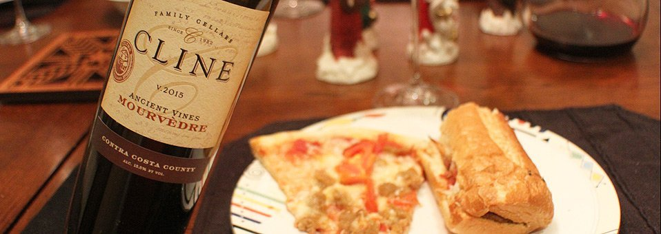 Cline Mourvedre Helps You Relax During Hectic Holidays