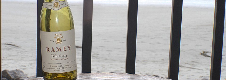 Ramey Sonoma Coast Chard Completes Fabulous Meal At St. Simon's Island