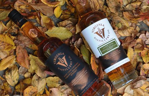 Port Cask and Cider Cask Virginia-Highland Whiskies
