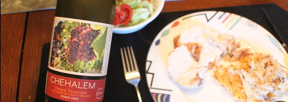 Chehalem Pinot Gris Showcases Oregon Grapes