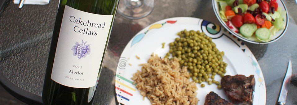 We Kick Off Merlot Month With Lush Cakebread