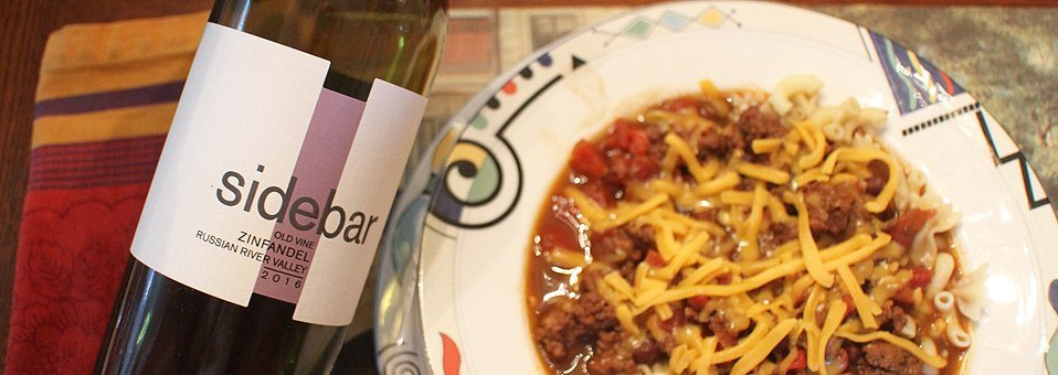Explore Ramey Magic With This Fun Sidebar Zinfandel