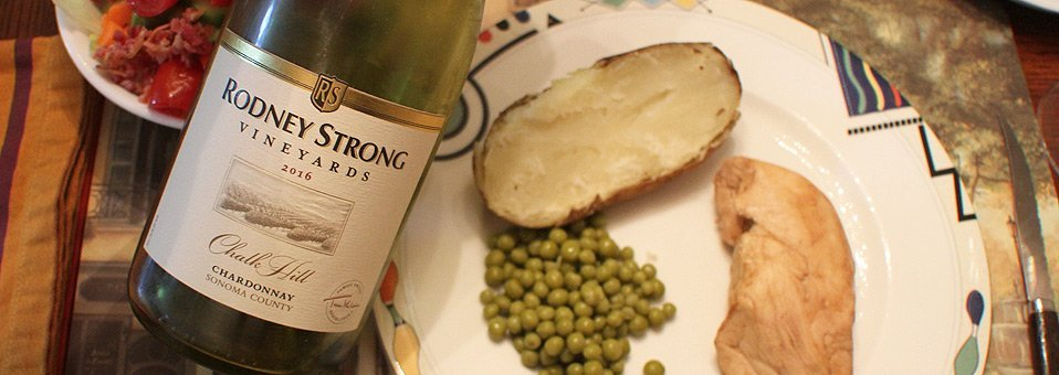 Rodney Strong Chardonnay Brings Out Best In Chalk Hill