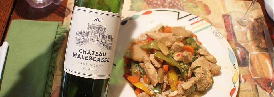 Ch. Malescasse An Elegant Bordeaux At A Great Price