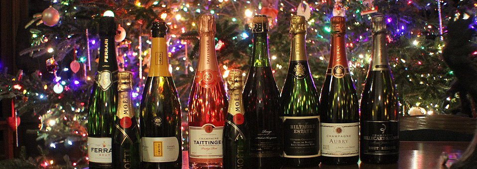 Now's The Time For Sparkling Wine; Here's What You Need To Know
